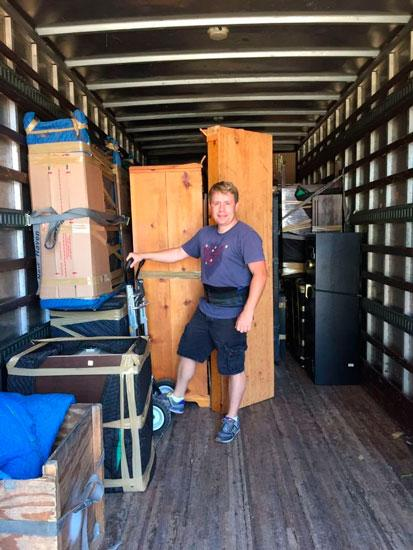 Gallery Titan Relocation Moving