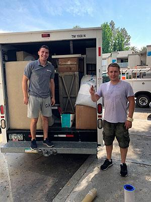 Packing Services - Professional Moving Titan Relocation