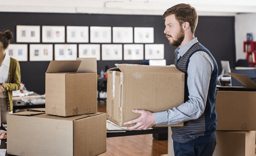 Office equipment when moving: how to handle it?
