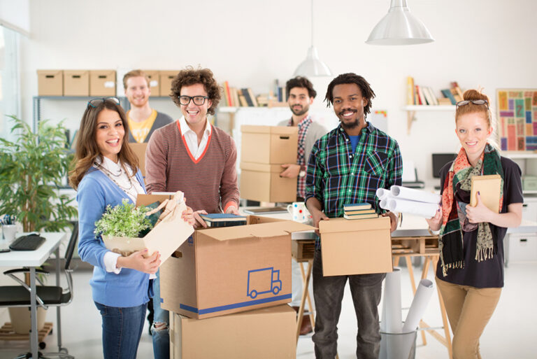 Moving to a New Office. 6 Main Tips