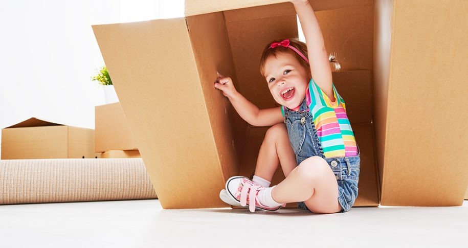 MOVING WITH A CHILD – A PRACTICAL GUIDE