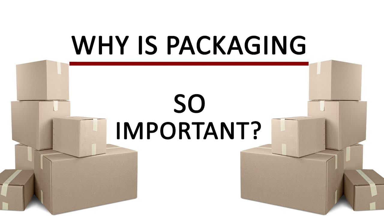 Why is packing important?