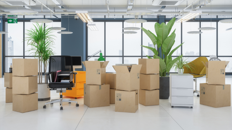 Office relocation: reasons to entrust this to professionals